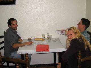 Primera reunión año 2004