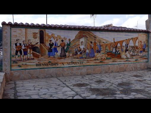 Visita a la comarca de la Serranía del Turia