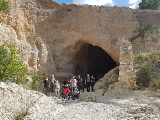Salida Geológica «Loma Badá – Agost»