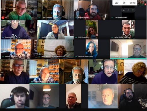 Reuniones de la asociación «a distancia»