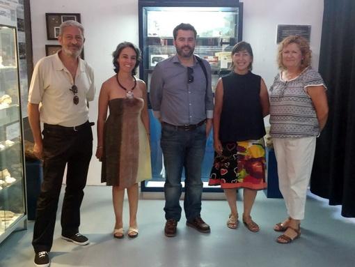 Red de Museos y Colecciones de Palentología P.V.