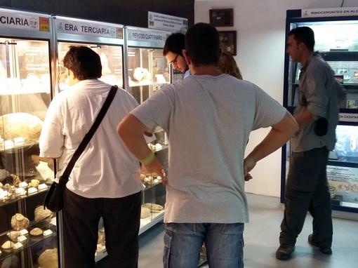 Visita Doctores Carlos Martínez y Jorge Domingo