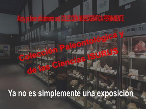 Colección Museográfica permanente