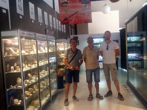 Visita Fernando Ari Ferratges