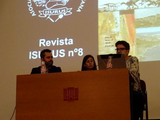 """Conferencia  """"Aproximación Paleoclimática y Paleopaisajista durante el Mis 3 a partir del estudio de los micromamíferos del Salt (Alcoy – Alicante)"""""""