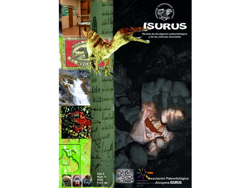 Presentación revista Isurus nº 9