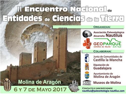 II Encuentro Nacional de Entidades de Ciencias de la Tierra