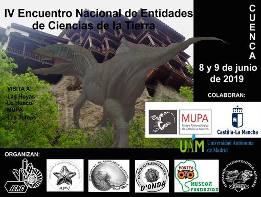 IV Encuentro Nacional de Entidades de Ciencias de la Tierra