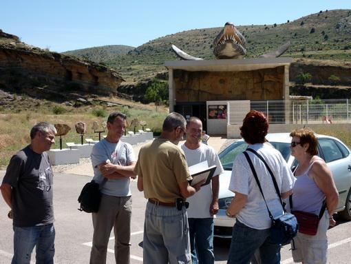 Salidas geológicas 2010